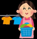 ✩洗濯・家事のお手伝い